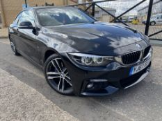 2017 BMW 420D COUPE M SPORT PERFORMANCE PACK AUTO