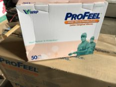 2,400 PROFEEL DHD MICRO POWDER FREE GLOVES