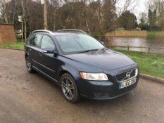 2011 VOLVO V50 SE LUX DRIVE START/STOP