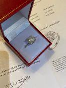 5.00 CT APPROX DIAMOND RING