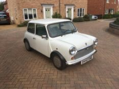 1987 AUSTIN MINI MAYFAIR