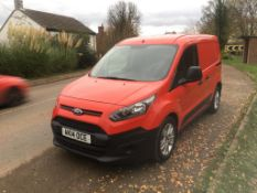 2014 FORD TRANSIT CONNECT 200