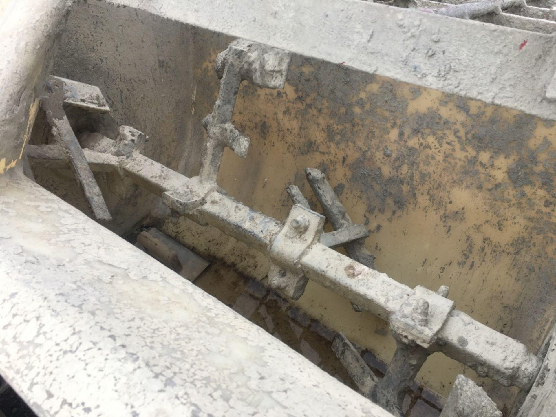 Lot 59 - Whitman Towwable Concrete Mixer