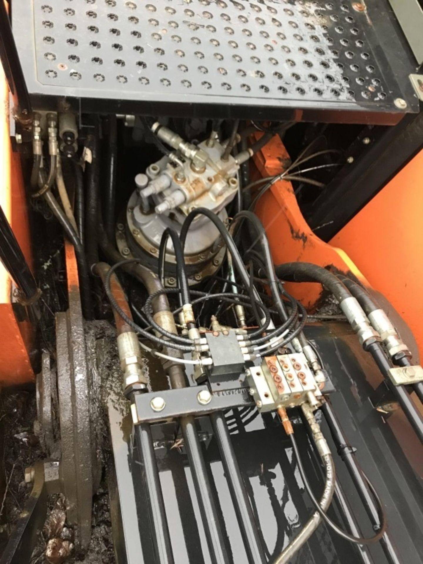 Lot 43 - 2012 Hitachi ZX240F-3 Log Loader
