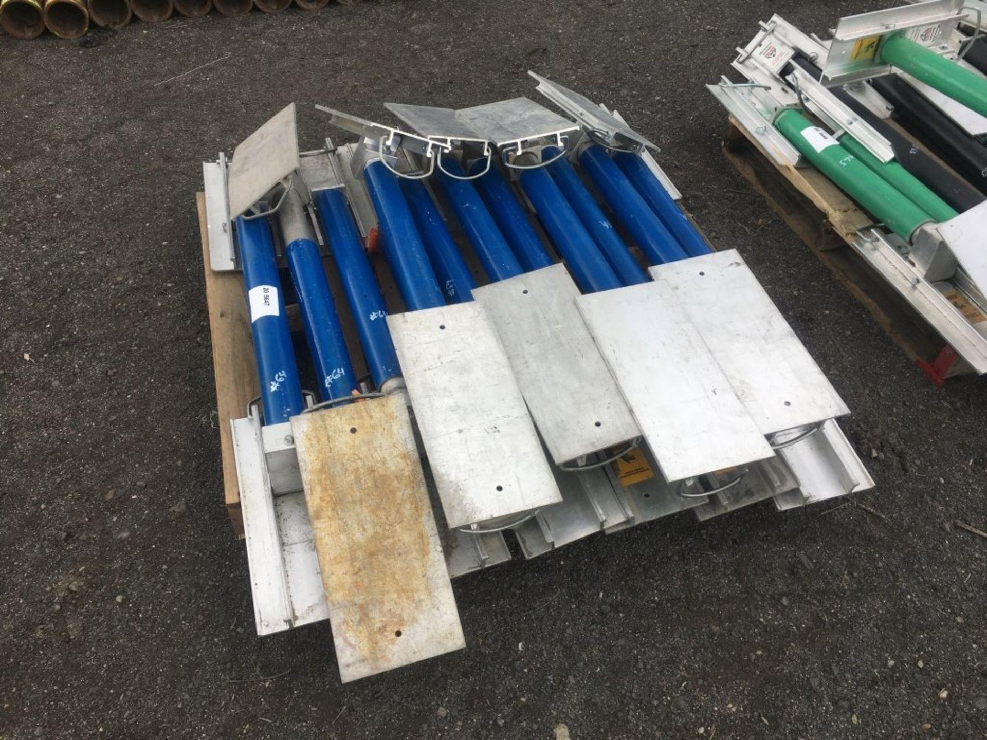 Lot 167 - Pro-Tec Aluminum Hydraulic Shores