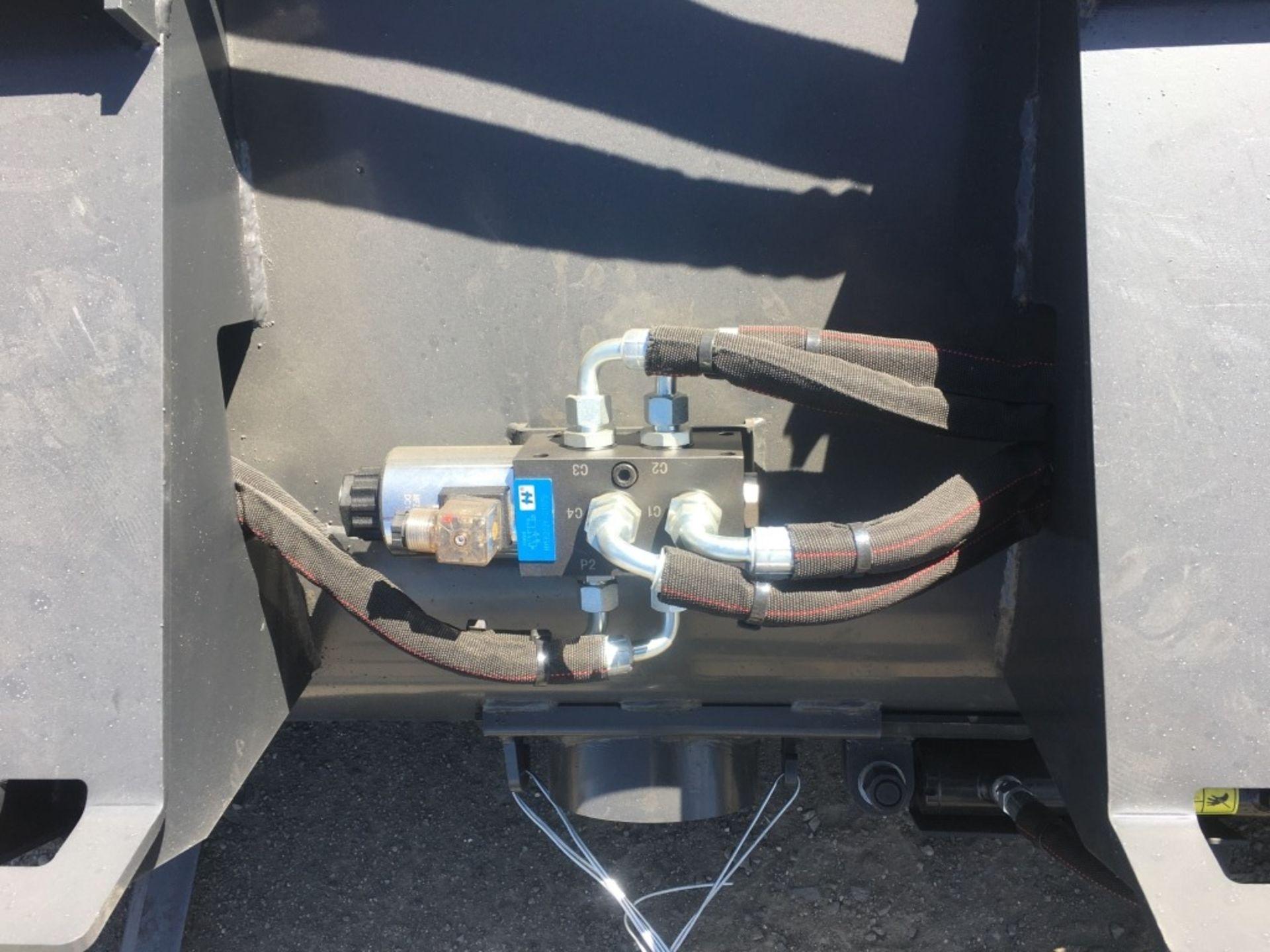 Lot 124 - 2020 Wolverine Concrete Mixer