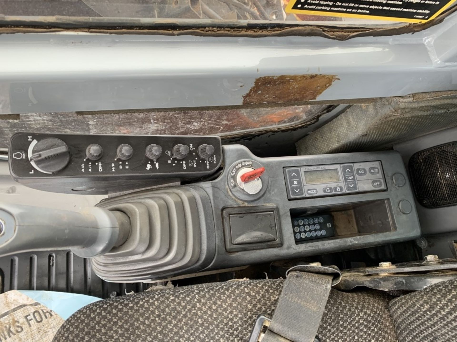 Lot 50 - 2008 Hitachi ZX350LL Shovel Logger