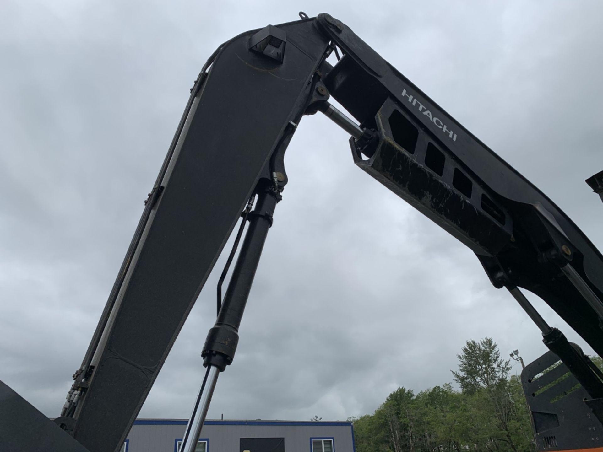 Lot 47 - 2012 Hitachi ZX370F-3 Shovel Logger