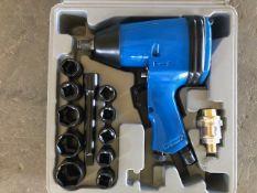 2020 Pneumatic 1/2in Impact Wrench Kit