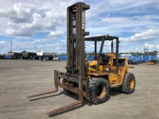 Lift All FWDT-80D 4x4 Rough Terrain Forklift