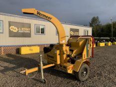 2016 Vermeer BC700XL Towable Chipper