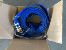 2020 50ft Discharge Water Hose
