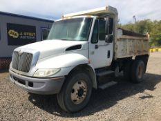 2006 International 4200 S/A Dump Truck