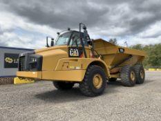 2014 Caterpillar 735B Articulated Dump Truck