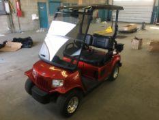 2011 Tomberlin Emerge 500 LE Golf Cart