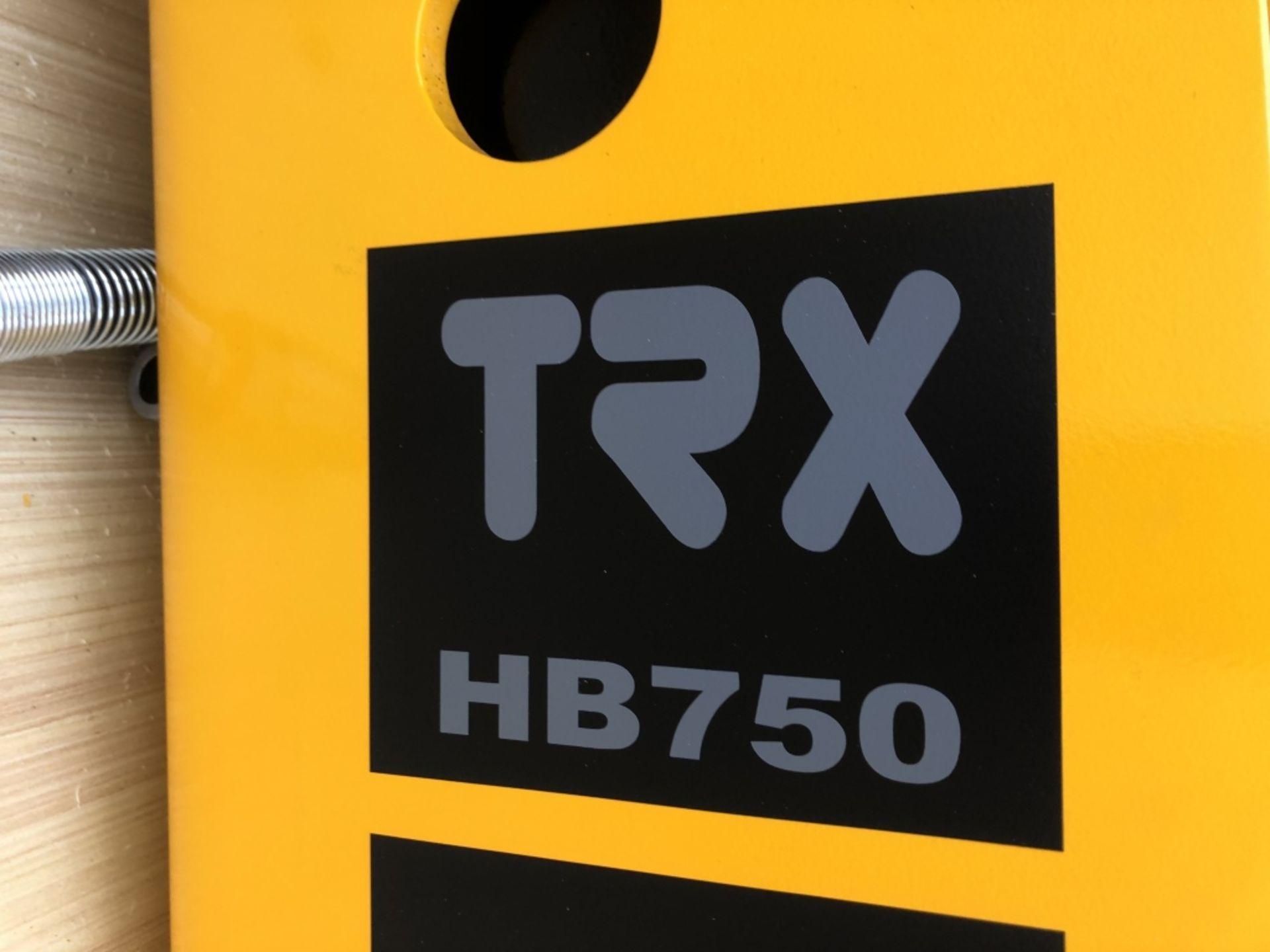 2020 TRX HB750 Hydraulic Hammer - Image 3 of 3