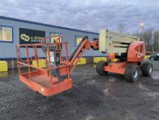 2012 JLG 450AJ II Articulating Boom Lift