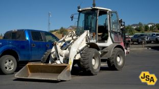 Takeuchi TW80 Compact Wheel Loader