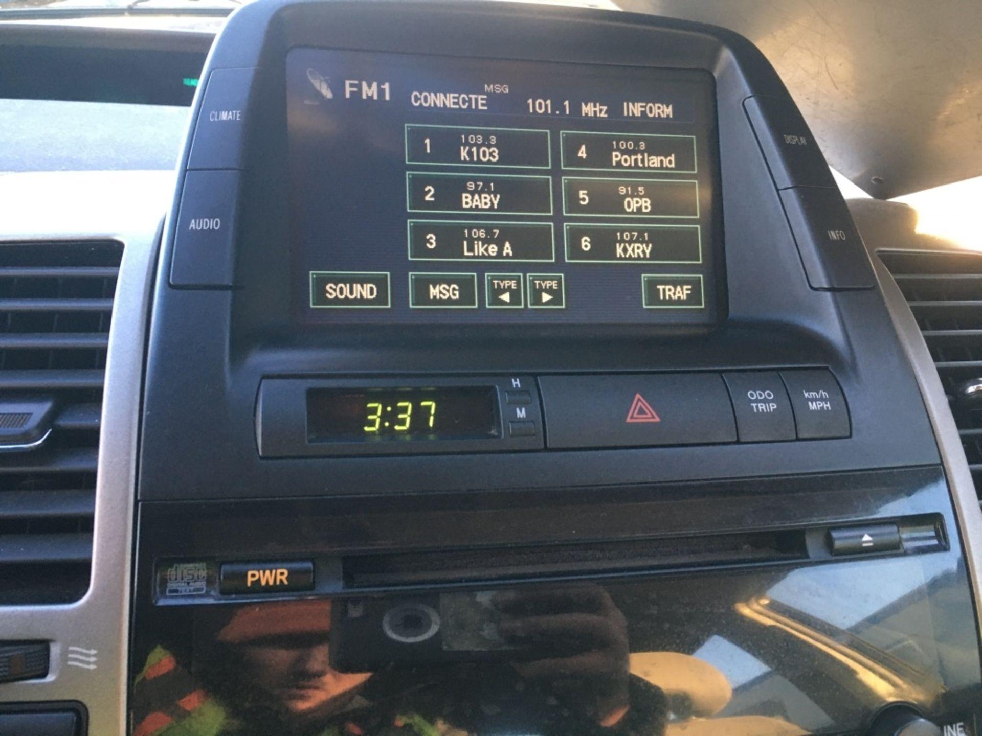 2009 Toyota Prius Sedan - Image 11 of 18