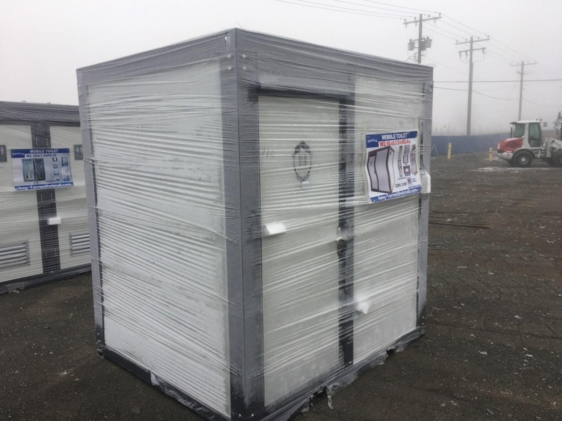2020 Bastone Portable Restroom w/Shower - Image 3 of 5
