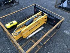 2020 Wolverine ZW-750 Hydraulic Breaker