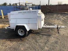 1979 Davey Permavane Towable Air Compressor
