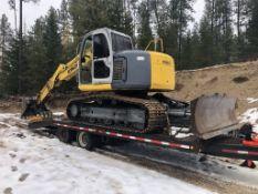 Kobelco ED150 1E Hydraulic Blade Runner Excavator