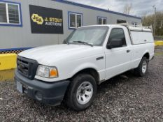 2008 Ford Ranger Pickup