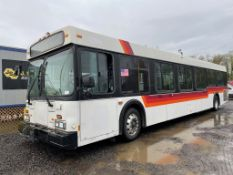 2000 New Flyer D40LF Transit Bus
