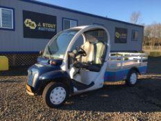 2003 GEM E825 Utility Cart