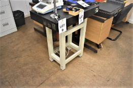 MICRO PLAN GARANITE SURFACE TABLE 800 X 500 & APE MICROBALL HEIGHT GAUGE