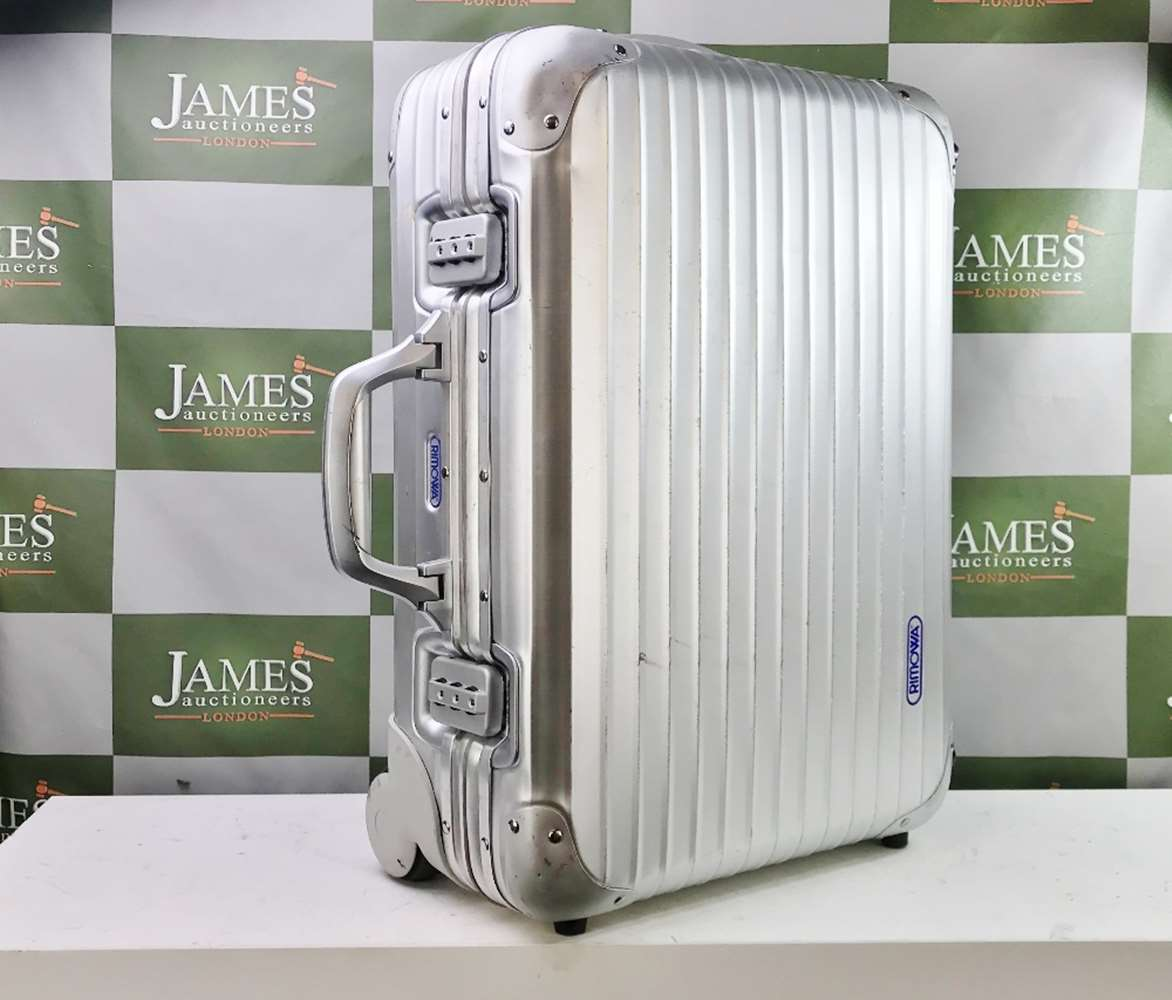 Lot 17 - Rimowa Hang luggage Suitcase 55cm 70lt