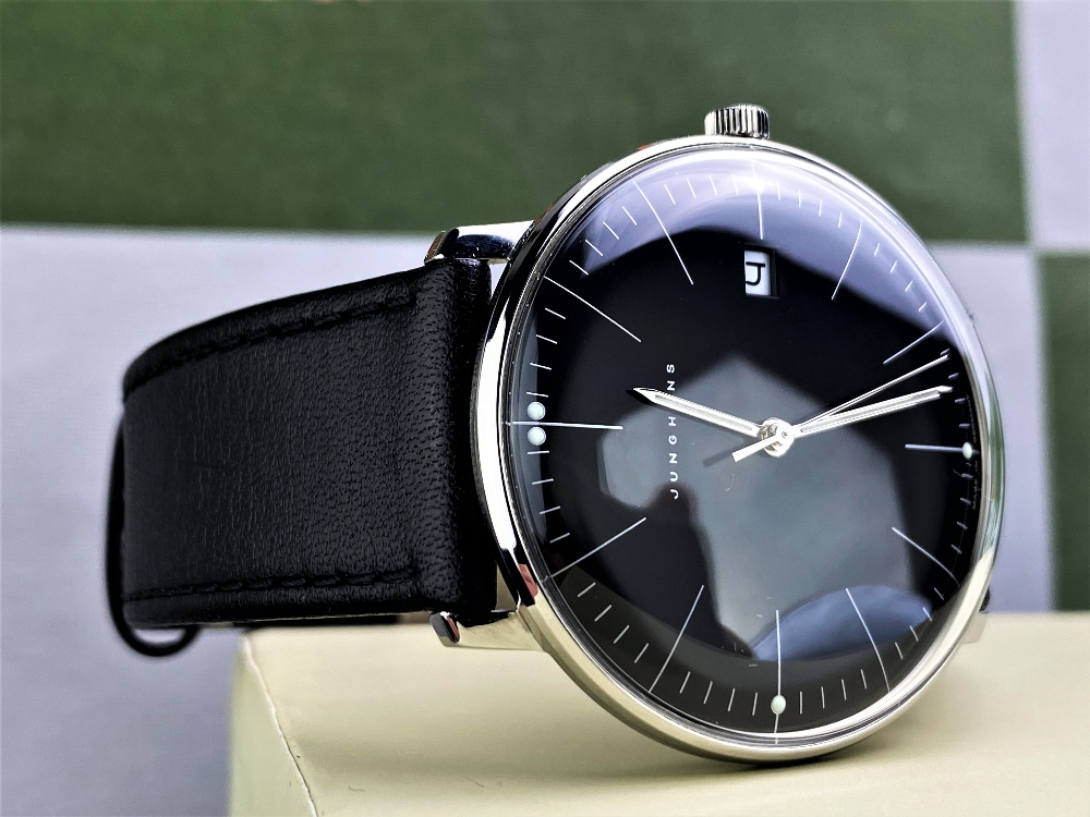 Lot 11 - Junghans Max Bill Ltd Edition