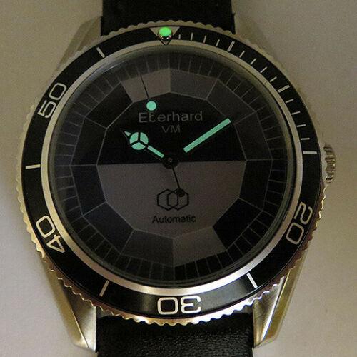Lot 3 - Eberhard & Co Automatic Ref-11500 Watch