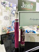 Montegrappa - DC Comics Heroes & Villains - Cat Woman Fountain Pen