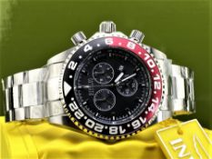 Invicta Reserve Pro Diver 29983-New Example- Swiss eta 44 mm Chronograph
