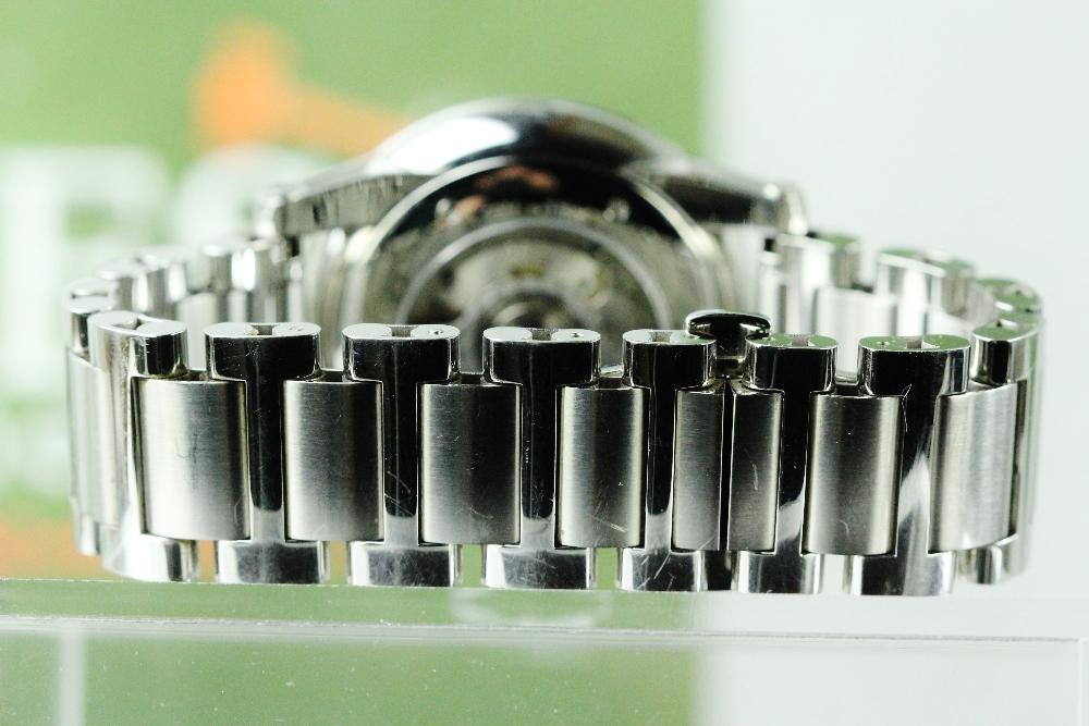 Lot 24 - Montblanc Timewalker UTC Automatic Bracelet Edition