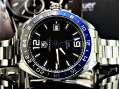 Tag Heuer Formula 1 Calibre 7 GMT Edition