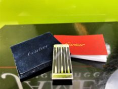 Cartier Contemporary Money Clip