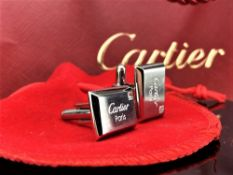 Cartier Contemporary Editions Cufflinks