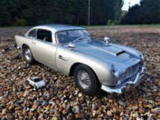 Aston Martin 1:8 Scale Deagostini Hand Built James Bond Classic DB5