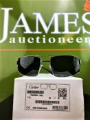 Cartier-Paris Gent`s Sunglasses Santos Edition