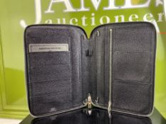 Hermes -Paris Vintage Leather Organiser / Travel Wallet