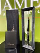 Chopard Mille Miglia Blue Ink Ball Point Pen & Case- New Example