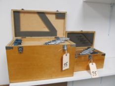 """Lot - Phase II 0-12"""" Micrometer Set (2 Boxes)"""