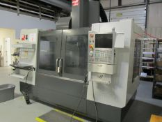 2016 HAAS VF4 CNC Vertical Milling Machine