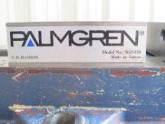 """Palmgren Mdl. 9625930 8"""" Machine Vise"""