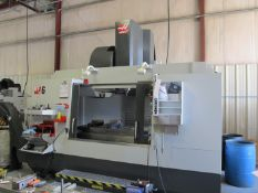 2016 HAAS VF6 CNC Milling Center