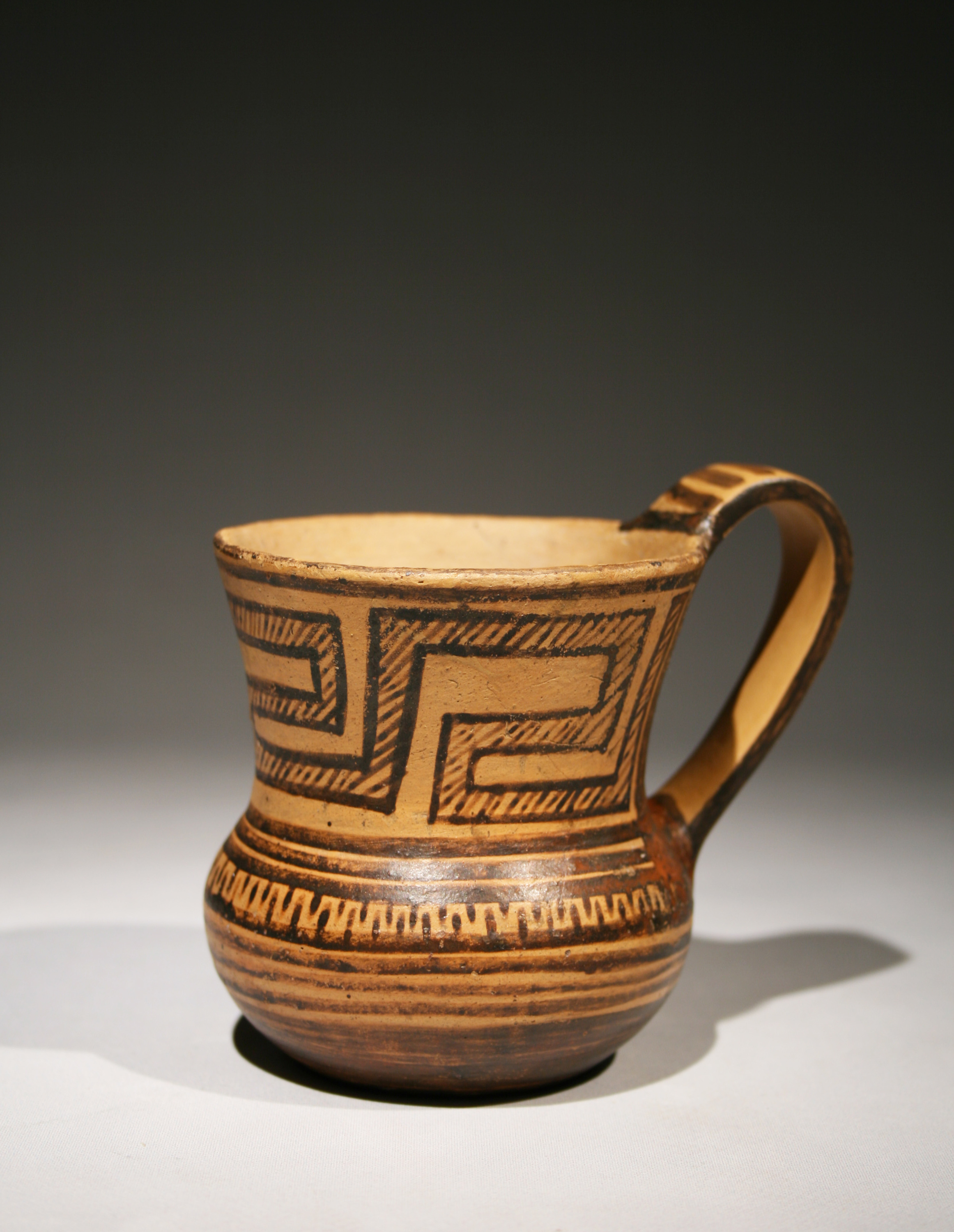 Lot 6 - An Attic Late Geometric Cup