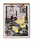 Fluxus - - Hansen, Al. (1927 New York - 1995 Köln). SCUM Manifesto by Valerie Solanas (Warhol